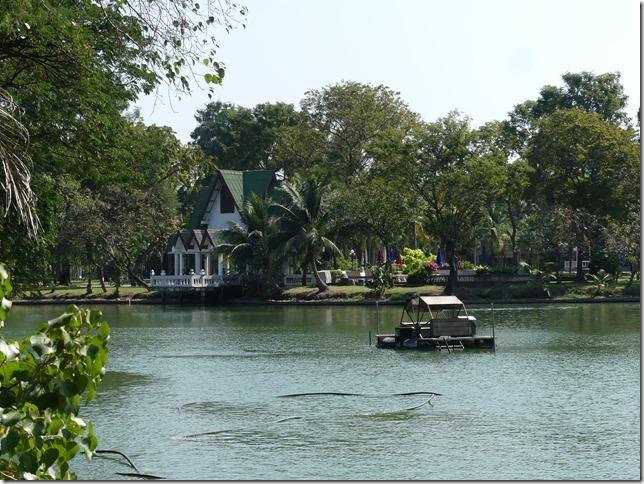 Bangkok - Parc Lumphini (27)
