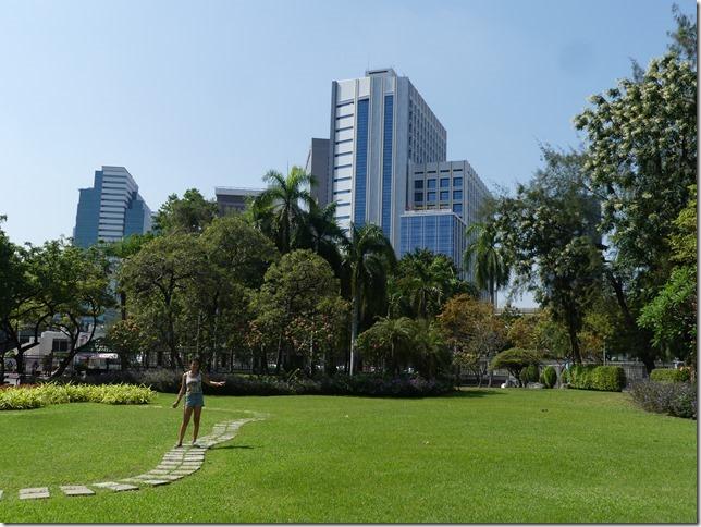 Bangkok - Parc Lumphini (44)