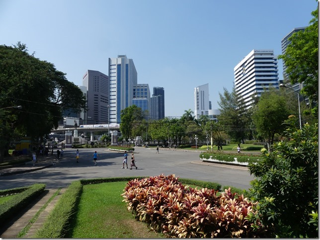 Bangkok - Parc Lumphini (51)