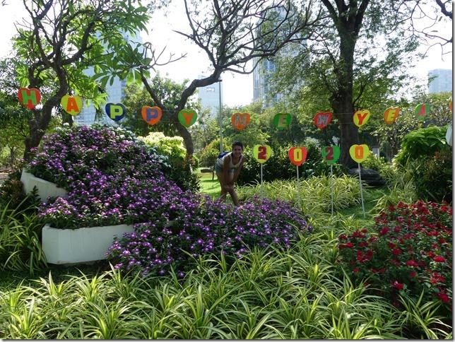Bangkok - Parc Lumphini (54)