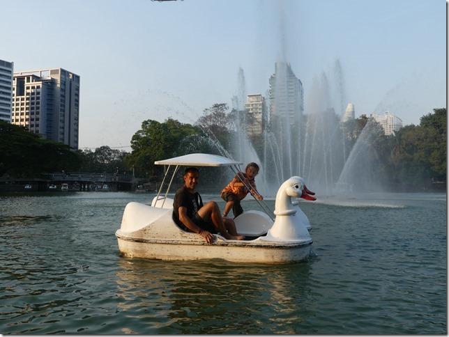 Bangkok - Parc Lumphini (66)