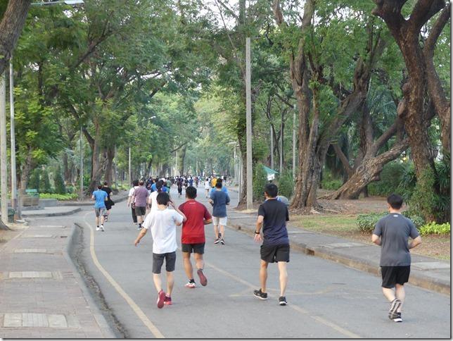 Bangkok - Parc Lumphini (71)