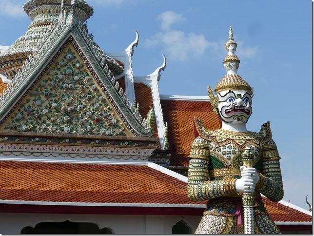Bangkok - Wat Arun (45)