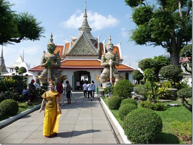 Bangkok - Wat Arun (48)