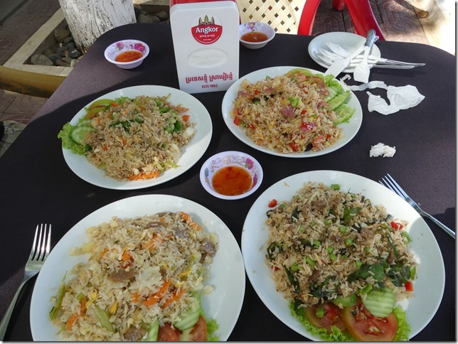 Battambang - resto