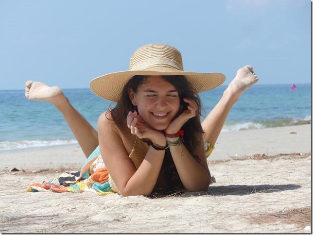 Bivouac plage Noël - Lola (29)