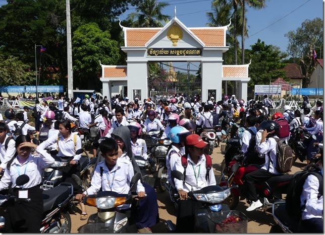 Sur la route - écoliers (6)