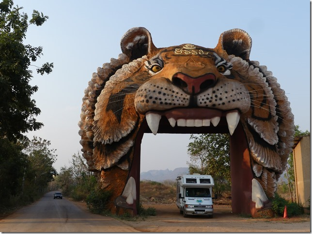 The tiger temple (1)