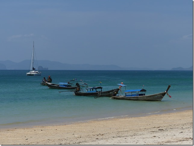 Ao Nang - Bivouac Klong Muang beach (88)
