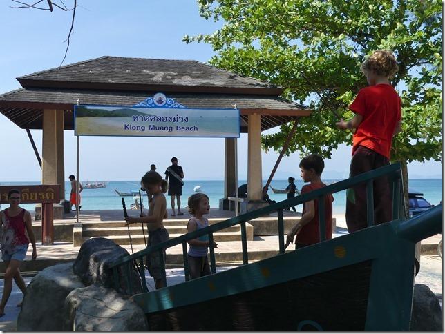 Ao Nang - Bivouac Klong Muang beach (9)