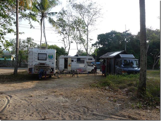 Ao Nang - Bivouac Klong Muang beach avec les Molla (4)