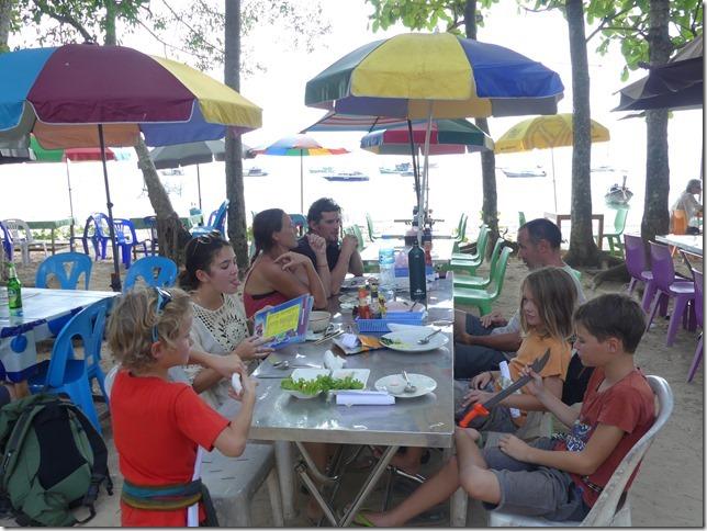 Ao Nang - Bivouac Klong Muang beach -resto (1)