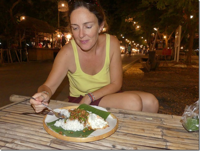 Ayutthaya - night market (3)
