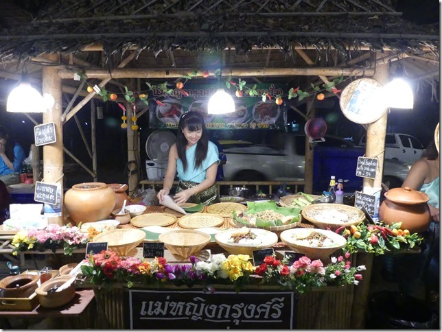 Ayutthaya - night market (7)