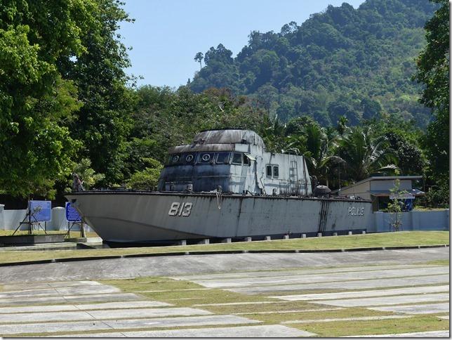 Ban Bang Niang - Mémorial Tsunami (1)