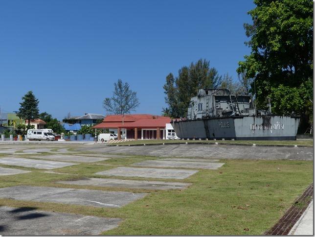 Ban Bang Niang - Mémorial Tsunami (2)