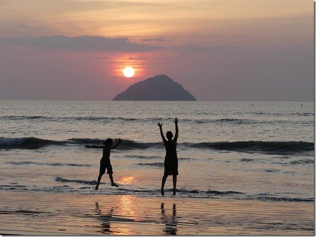 Bivouac grande plage avec Josu et Ana (12)