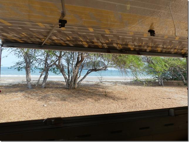 Bivouac plage sud Pran Buri (19)