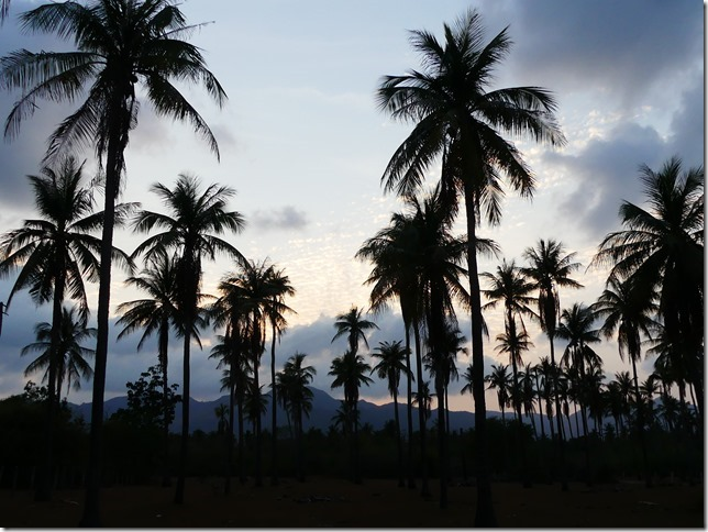 Bivouac plage sud Pran Buri (24)