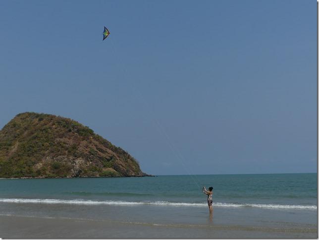 Bivouac plage sud Pran Buri (41)