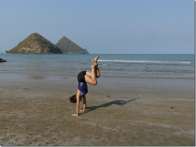 Bivouac plage sud Pran Buri (53)