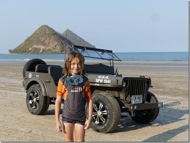 Bivouac plage sud Pran Buri (56)