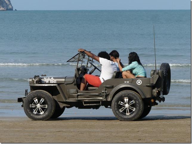 Bivouac plage sud Pran Buri - tournage film indien (43)