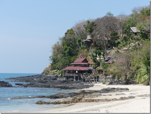 Koh Lanta - Bamboo beach (2)