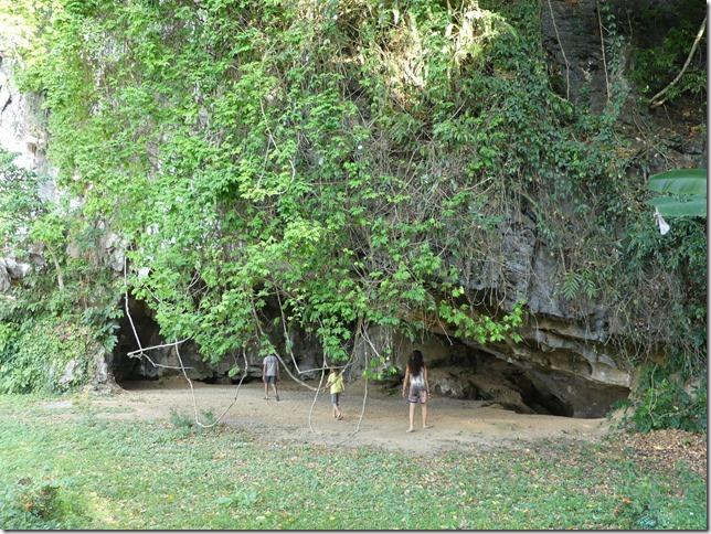 Phang Nga - grotte peintures (2)