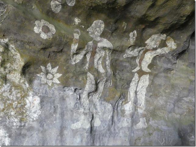 Phang Nga - grotte peintures (7)