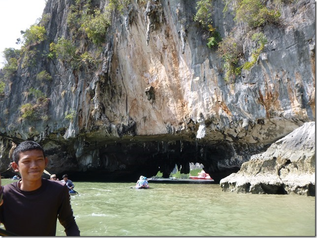 Phang Nga - sortie bateau parc national (103)