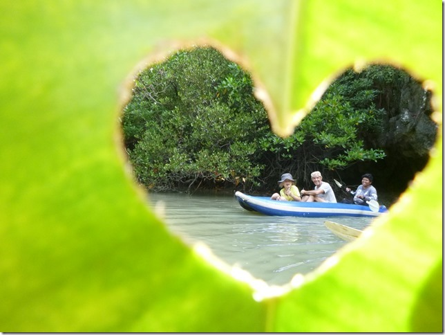 Phang Nga - sortie bateau parc national (128)