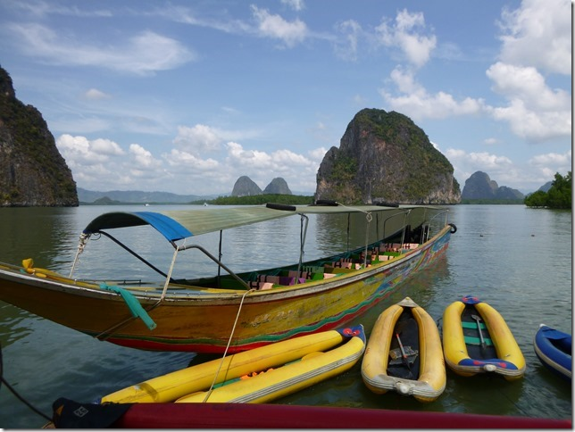 Phang Nga - sortie bateau parc national (132)