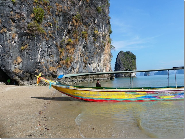 Phang Nga - sortie bateau parc national (72)