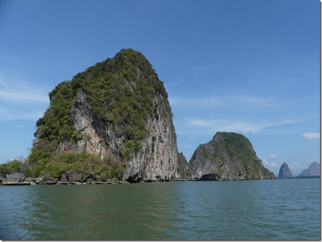 Phang Nga - sortie bateau parc national (75)