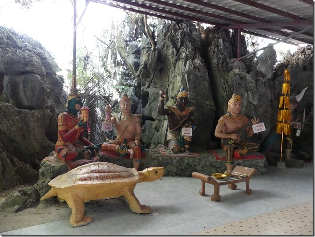 Phang Nga - temple de l'enfer et du paradis (13)