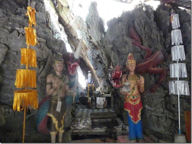 Phang Nga - temple de l'enfer et du paradis (22)