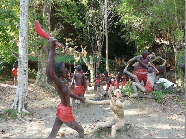 Phang Nga - temple de l'enfer et du paradis (38)