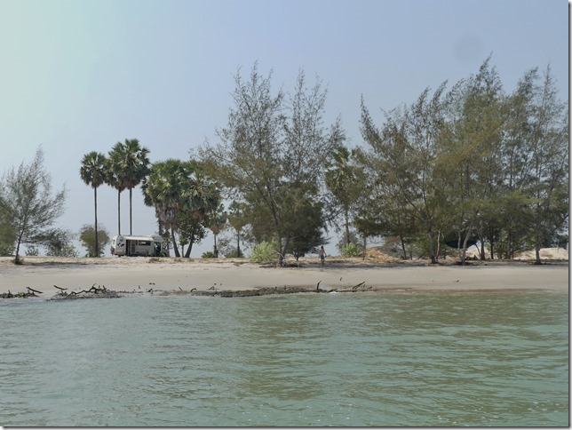 Plage vers Cha-am (15)