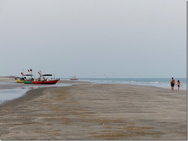 Plage vers Cha-am (23)