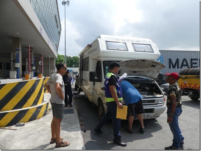 Chargement Harry Port Klang (4)