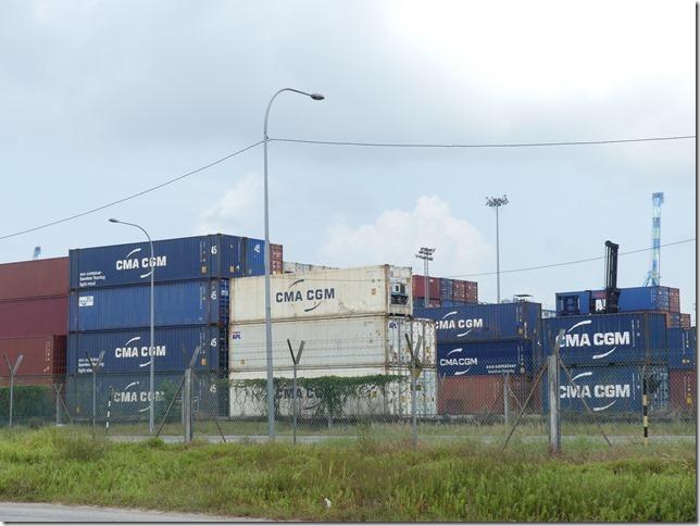 En route pour Port Klang (6)