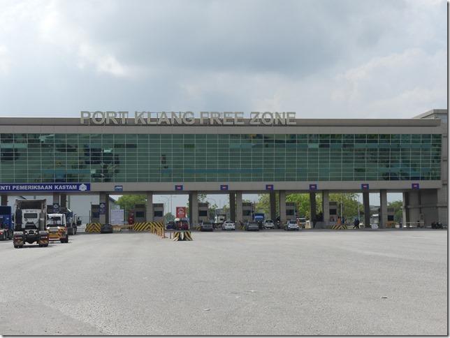 En route pour Port Klang (7)