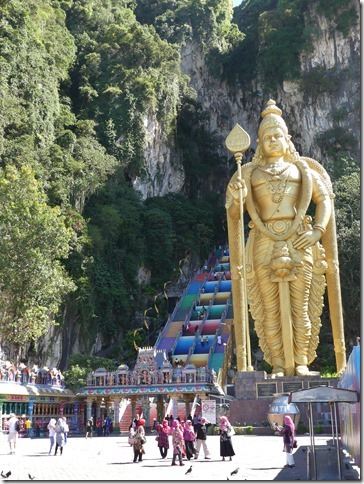 Kuala Lumpur - Batu Caves (49)