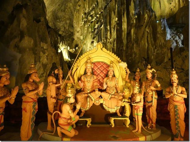 Kuala Lumpur - Batu Caves (91)