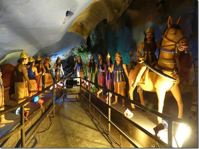 Kuala Lumpur - Batu Caves (97)
