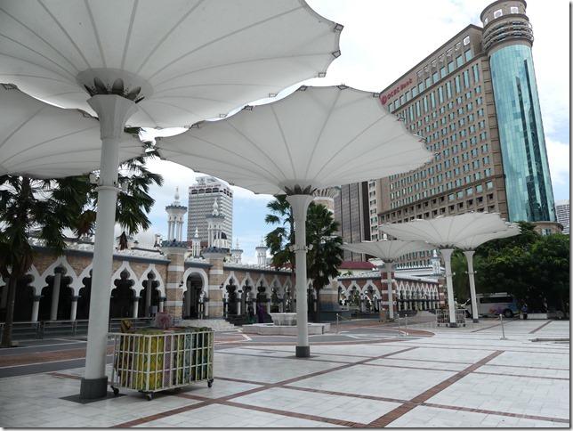 Kuala Lumpur - Masjid Jamek (15)
