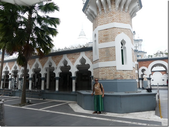 Kuala Lumpur - Masjid Jamek (4)
