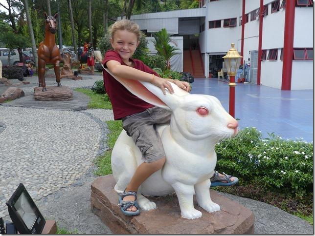 Kuala Lumpur - Thean Hou Temple chinois (10)
