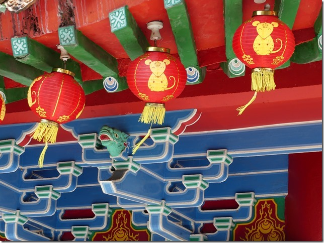 Kuala Lumpur - Thean Hou Temple chinois (23)